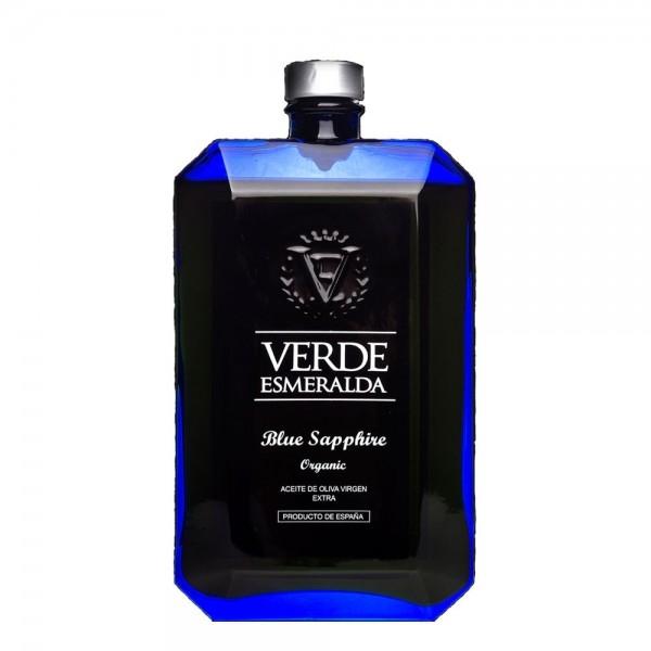 verde esmeralda blue saphire comprar