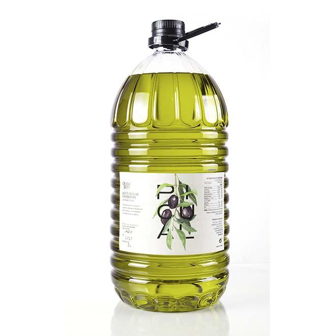 olivo real garrafa